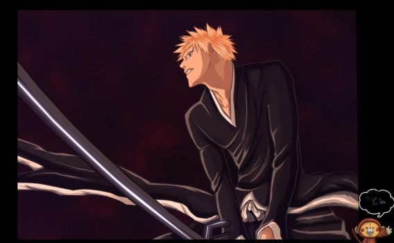Bleach - Ichigo by Tice83