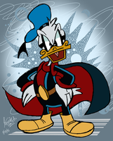 The Duck Avenger by EeyorbStudios
