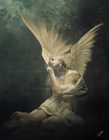 The Angel of the Earth by GeneRazART