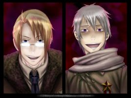 :APH: Power Hungry by Inupii