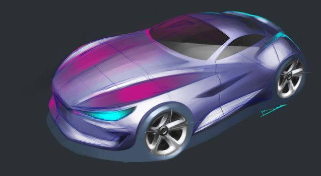 Sports Coupe by PPLBLISS