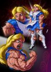 Alice in Muscleland by LordDaroth