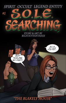S.O.L.E. Searching #1 The Blakely House by Bigfootfantasies
