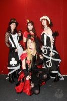 Cards' Queens 2 by MiracoliCosplay
