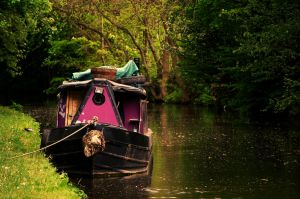 Barge. by phaideaux