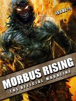 Morbus Rising Magazine by morbustelevision2