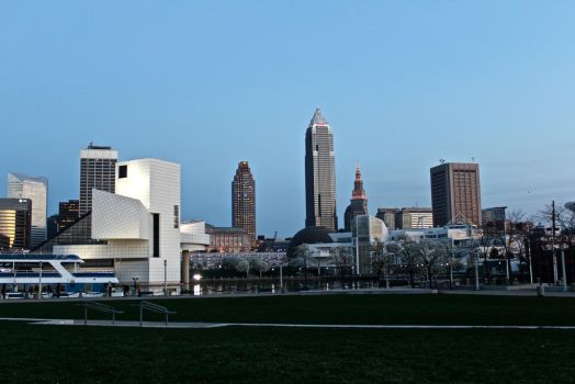 Cleveland by Acyre