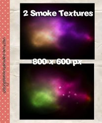 Smoke lights color textures. by sellyourhate