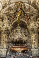 Residenz - Grotto Hall COLOR by pingallery