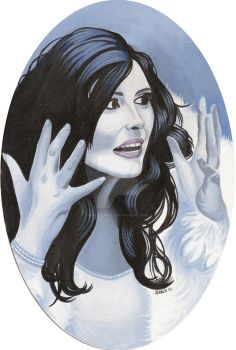 Sharon Den Adel Ice Queen