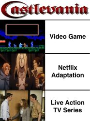 Castlevania and Office Meme - Trio Adaptation by AVGNJr1985