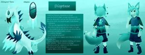 Gemsona Dioptase Reference! by Cheoaive