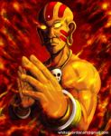 Dhalsim by whiteguardian
