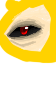 Professor Zoom eye sketch by Cassiusthedemon