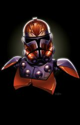 Magneto Clone Trooper by JonBolerjack