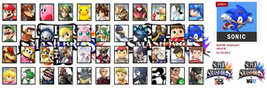 Super Smash Bros. U/3Ds Wishlist Update 2013-10-01 by DuskMindAbyss