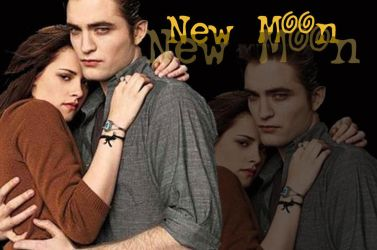 New Moon wallpaper by mAt-Vicky