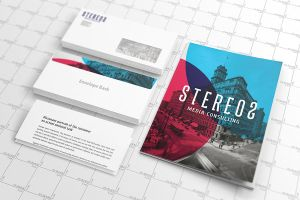 Branding / Identity Mock-up by Itembridge