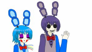Withered Bonnie was fixed? by academian