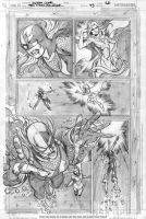 RAVAGER p.4 page 3 pencils by Cinar