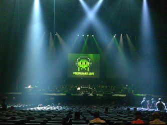 Video Games Live Stage by musicdrummer01