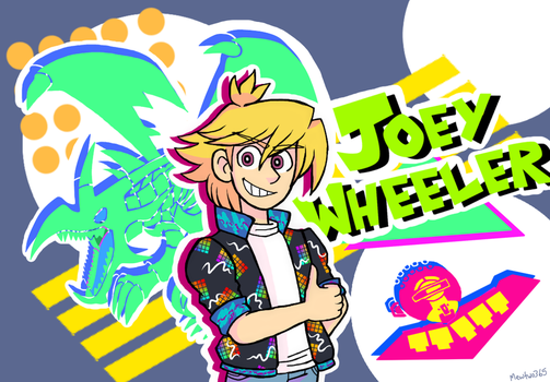 Joey Wheeler by mewtwo365