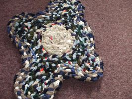 Amoebic Rug, complete 1 by scixual