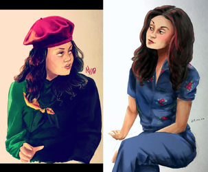 The many Faces of Jackie Burkhart (part 2) by thalle-my-honey