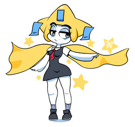 Jirachi by TechM8