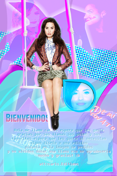 ID Demi Lovato by Carls-Editions