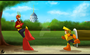 Come on bro by zavraan