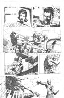 Dead Space Comic - P1 by SteamPoweredMikeJ