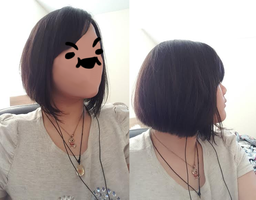New Haircut by DevilsRealm