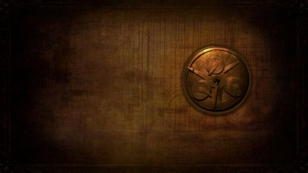Steampunk wall in waiting by Mordasius