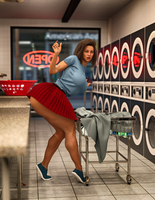 Laundry day by Muad3D