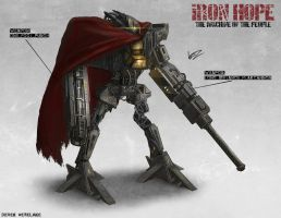Iron Hope by W-E-Z
