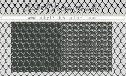 Mesh and Fishnet SAI Brush Texure by Coby17