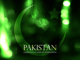 Happy Birthday Pakistan by salmanarif
