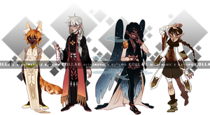 [A - SET PRICE OPEN] alchemanic collab by BJ-LIPS