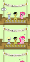 1# Muffin Competition [Vector] by PonyHD