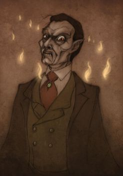 An Englishman in Hopeless, Maine by CopperAge