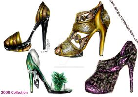 New Shoe collection 2009 by sergefashion
