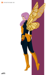 Pixie (X-Men) by FeydRautha81