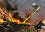 War of the Worlds Remembrance by Lonesome--Crow
