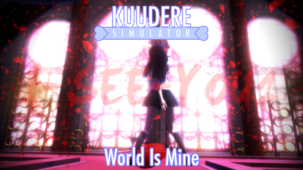 MMD Video [YanSim] World Is Mine - Himedere-chan by i-see-you1