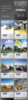 Lager Calendar 2010 by icuk