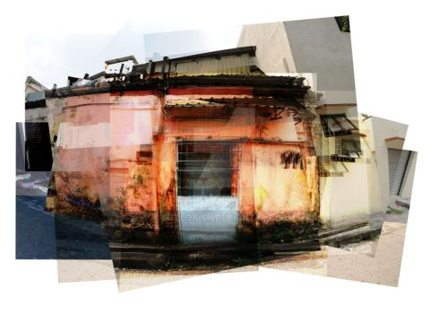 Photomontage by Mellonish