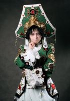 Trinity Blood: Vladica by alberti