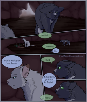 The Recruit- pg 342 by ArualMeow