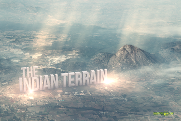 The Indian Terrain by NishithV